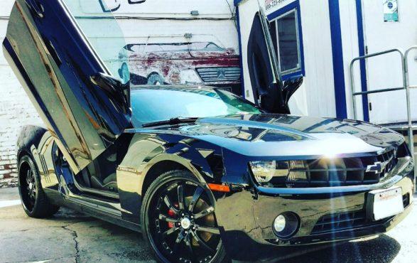 Auto Body Work Beverly Hills