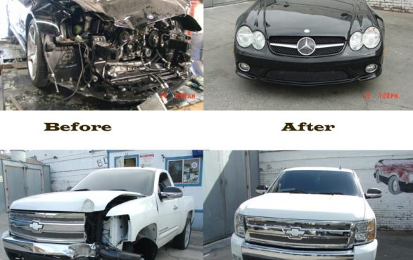 West Hollywood Auto Body Shop