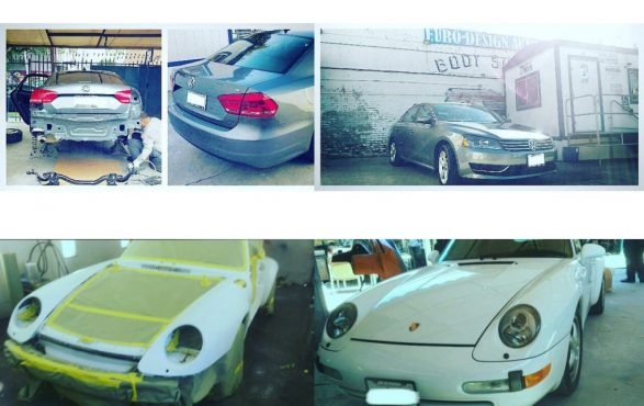 Auto Body Shop West Hollywood Area